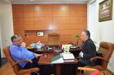 Встреча с руководителем проекта «Карлаг: память во имя будущего» профессором Н.О. Дулатбековым